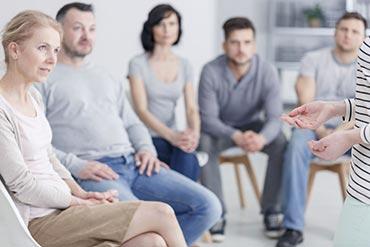 Socorro Psíquico - Serviço Terapia em Grupo